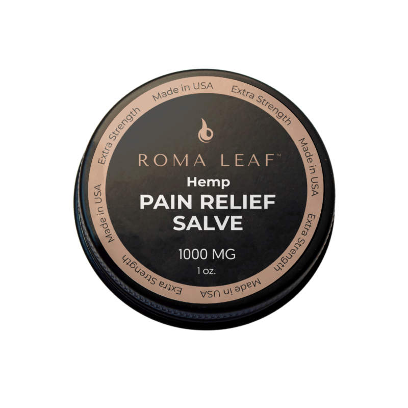 Pain Relief hemp salve 1oz